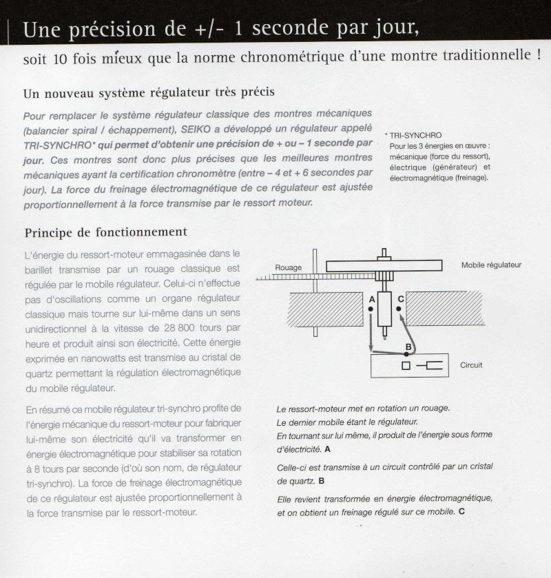 Seiko, l'obsession de la précision - Page 2 Seikos13