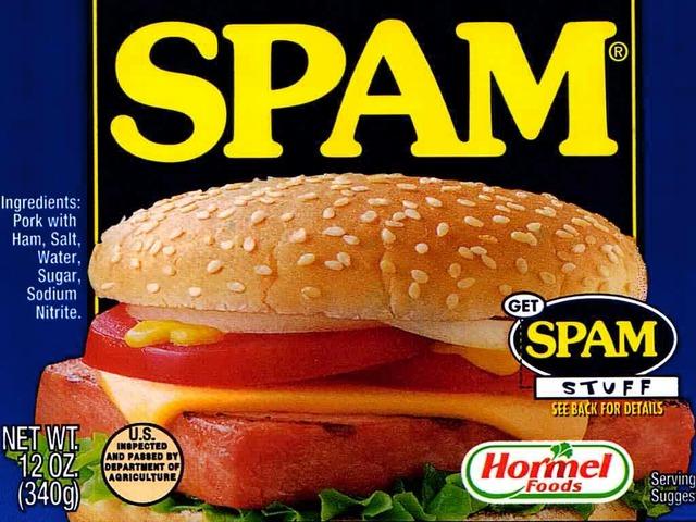 I like spam Spam10