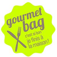 Le Gourmet bag, pour finir son assiette à la maison Doggyb10