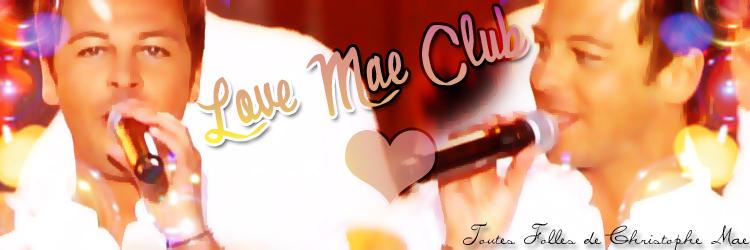 Bienvenue Sur la  LOVE MAE CLUB