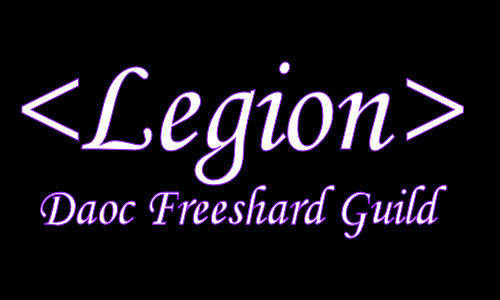 Legion, Daoc Guild on Freeshard