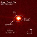 Eris, el mayor de los planetas enanos 2007-210