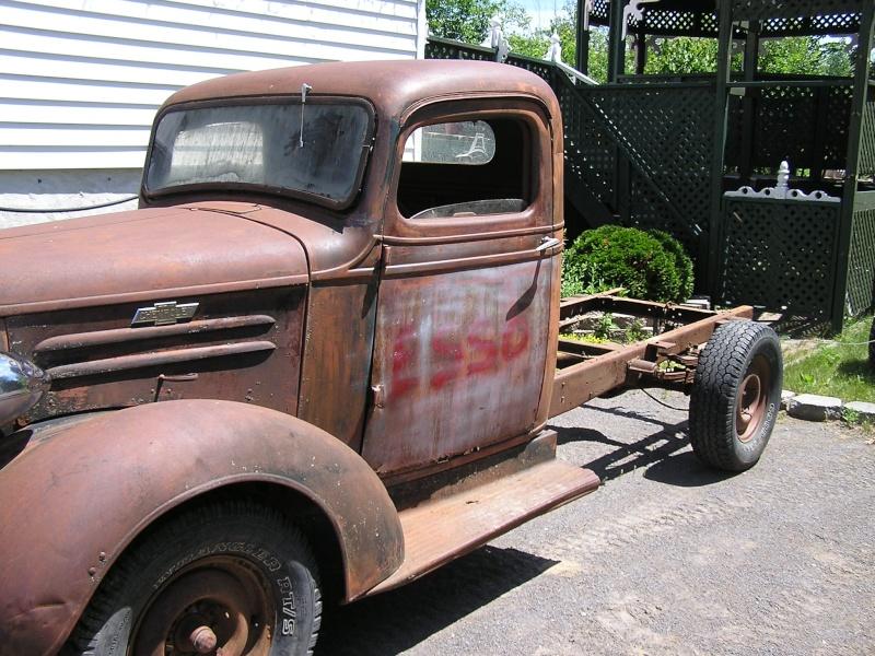 Mon projet camion chevrolet 1937 P1010011