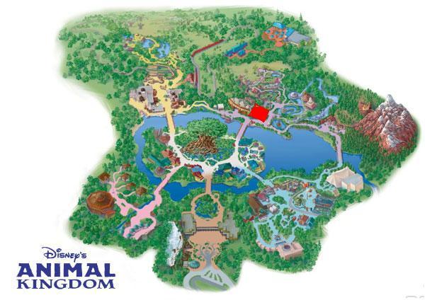 [Disney's Animal Kingdom] Yak & Yeti Restaurant (2007) Ak10