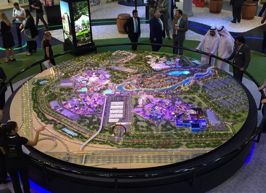 [ÉAU] Dubai Parks & Resorts : motiongate, Bollywood Parks, Legoland (2016) et Six Flags (2019) - Page 2 Dubai_11