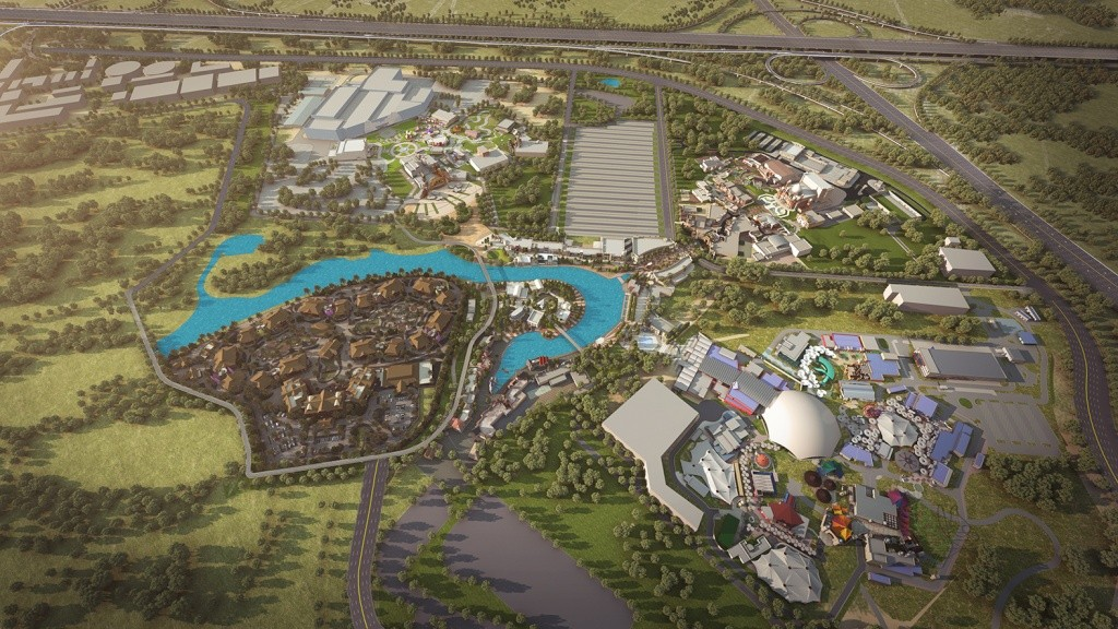 [ÉAU] Dubai Parks & Resorts : motiongate, Bollywood Parks, Legoland (2016) et Six Flags (2019) - Page 2 Master10