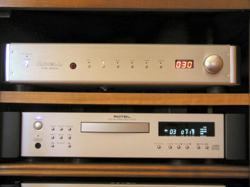 O meus 2 sistemas: Estéreo + Cinema em casa Krell_10