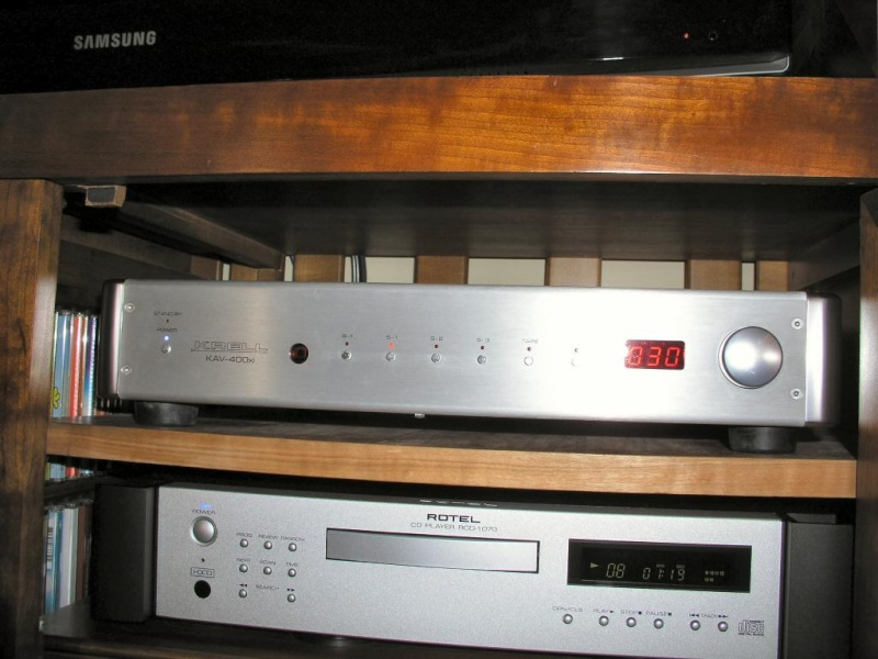 O meus 2 sistemas: Estéreo + Cinema em casa Pa280110