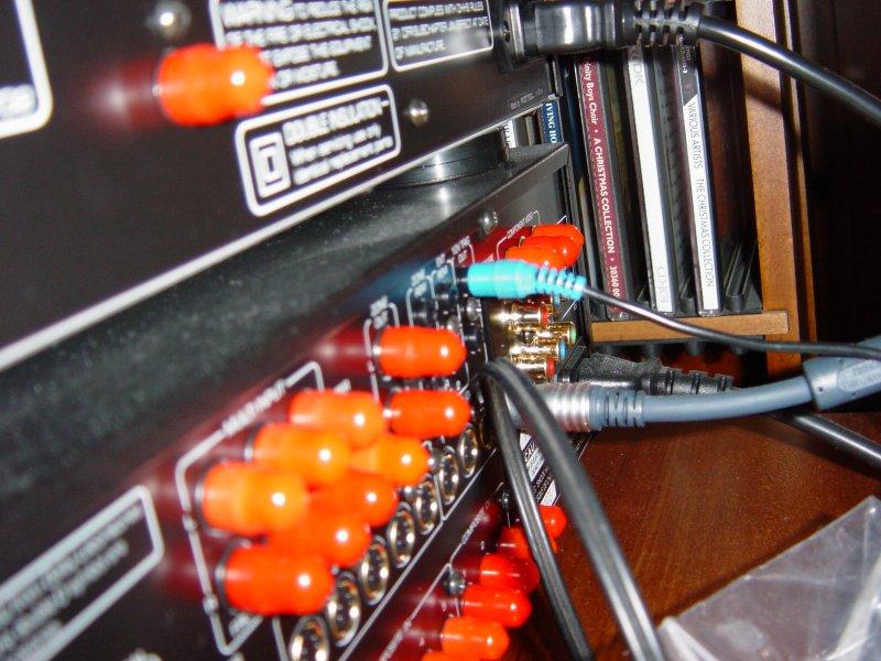O meus 2 sistemas: Estéreo + Cinema em casa Protec10