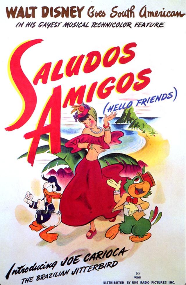 [Walt Disney] Saludos Amigos (1942) 1943-s10