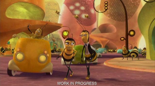 [DreamWorks] Bee Movie - Drôle d'Abeille (2007) Bee-110