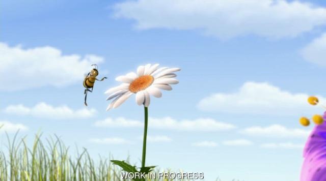 [DreamWorks] Bee Movie - Drôle d'Abeille (2007) Bee-311