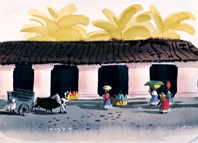 [Walt Disney] Saludos Amigos (1942) Pdvd_014