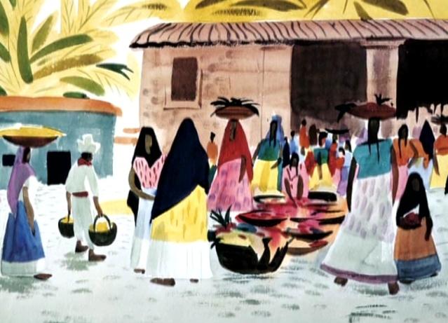 [Walt Disney] Saludos Amigos (1942) Pdvd_015