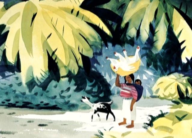[Walt Disney] Saludos Amigos (1942) Pdvd_018