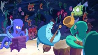 Le Secret de la Petite Sirène [DisneyToon - 2008] S612