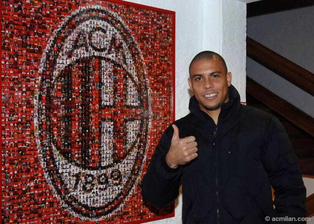 Kaka n Ronaldo Ronald10