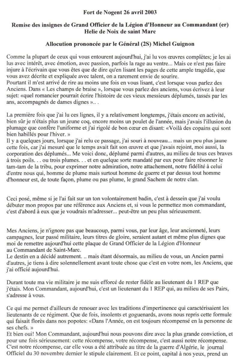 Commandant HELIE DENOIX DE ST MARC Fort_d10