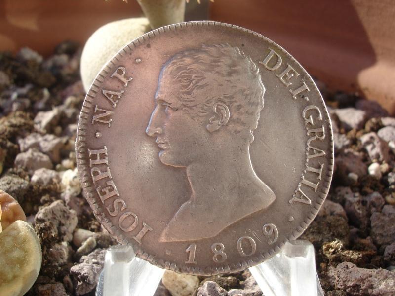 20 Reales. José I. 1809. Madrid Dsc09410