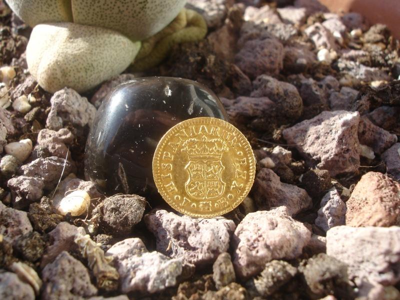 1/2 Escudo. Fernando VI. 1757. Madrid Dsc09414