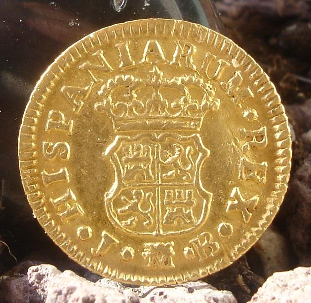 1/2 Escudo. Fernando VI. 1757. Madrid Dsc09419