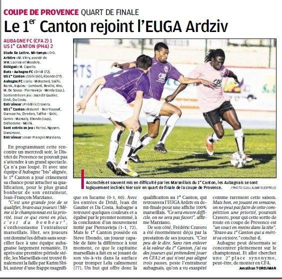 FC AUBAGNE // CFA2 GROUPE SUD EST  G - Page 21 112