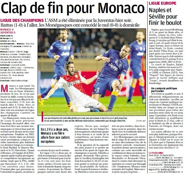 AS MONACO FC // LIGUE 1 - Page 34 1313