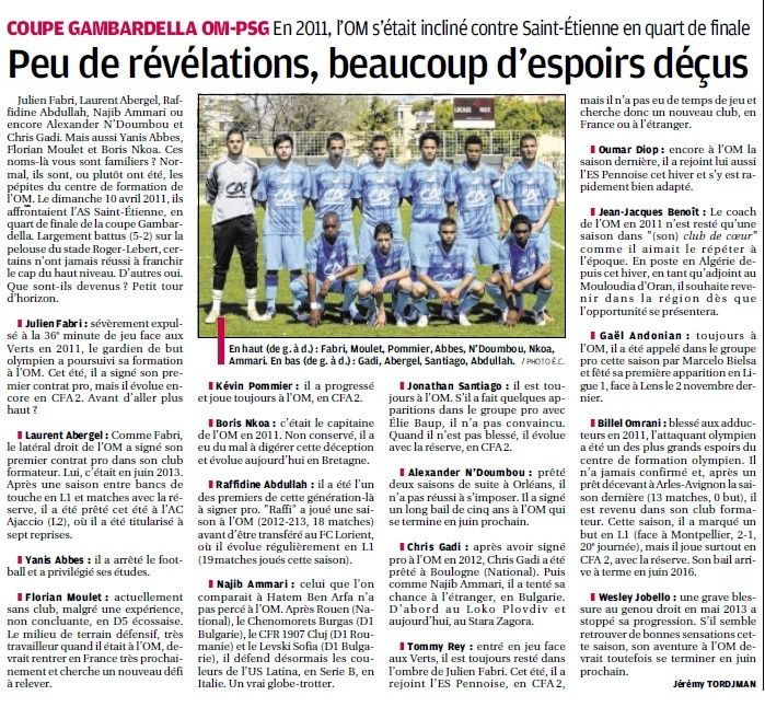 OM // ALLEZ LES JEUNES U19  - Page 34 212