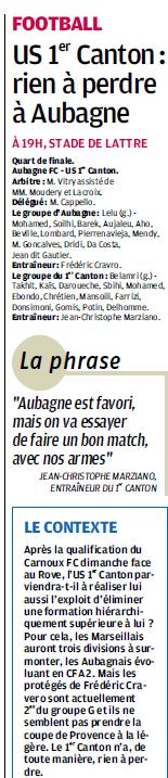FC AUBAGNE // CFA2 GROUPE SUD EST  G - Page 21 514