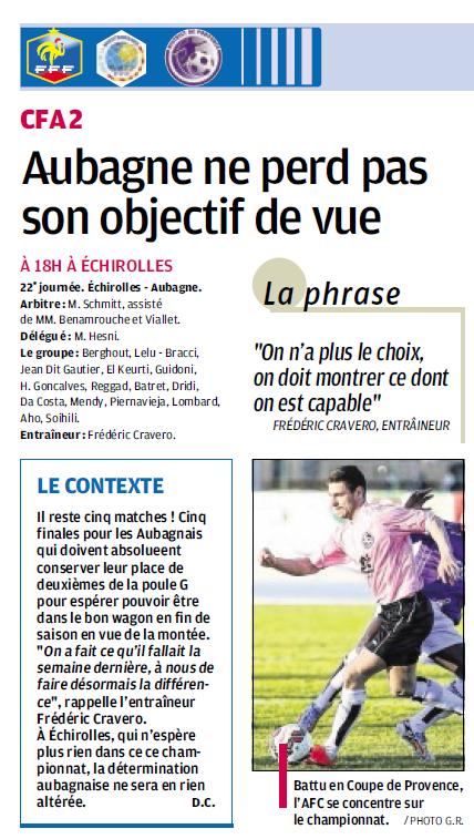 FC AUBAGNE // CFA2 GROUPE SUD EST  G - Page 21 515