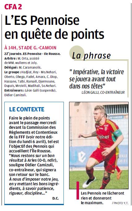 Le Football Balagna Isula Rossa : L'amateur aux allures de pro / CFA 2 GROUPE E  - Page 11 5a11