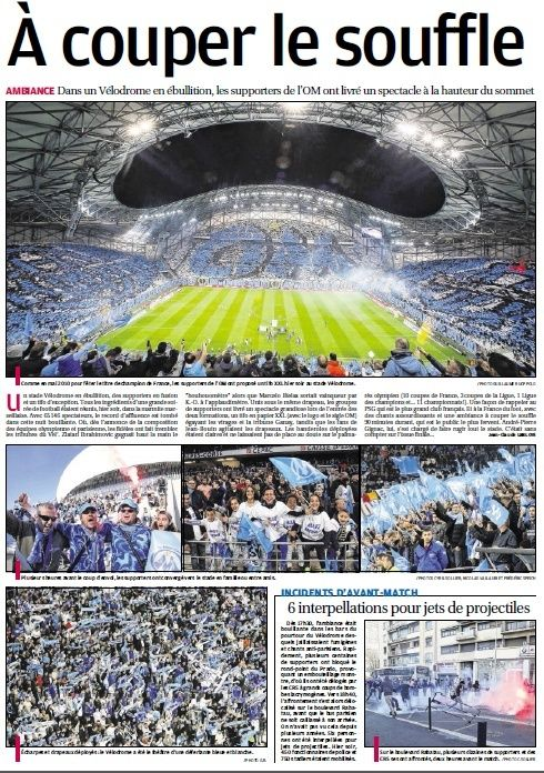 SUPPORTERS ...ALLEZ L'OM - Page 8 8a11