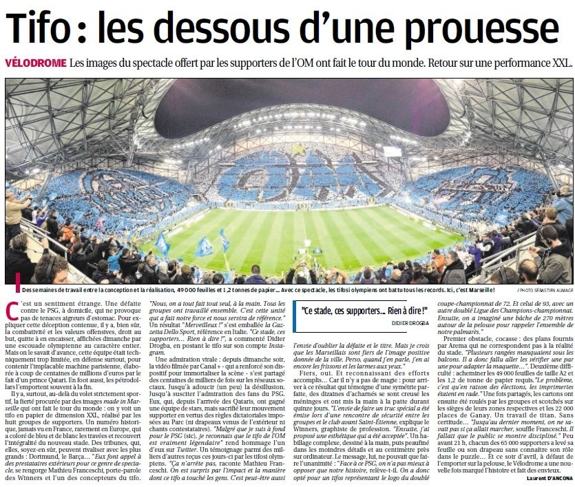 SUPPORTERS ...ALLEZ L'OM - Page 8 8a12
