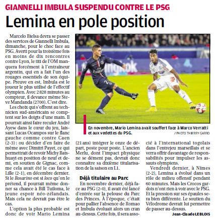 MARIO LEMINA, NOUVEAU MERLU - Page 5 8i10