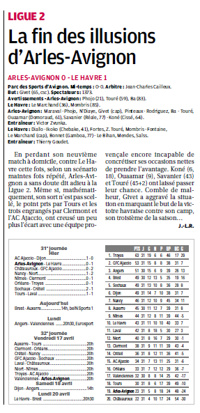 AC ARLES AVIGNON /// CLUB ET STADE  - Page 15 912