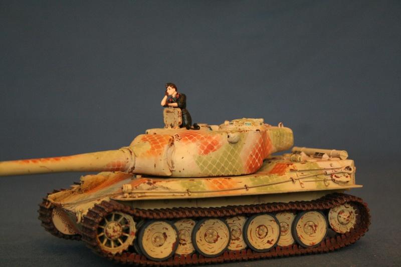 panzer - (panzer-model) Nouveau projet ! VK 46.01 K. PST I Projekt - Page 3 Img_7112