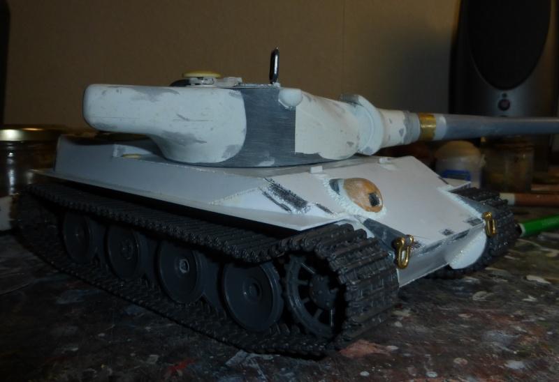 panzer - (panzer-model) Nouveau projet ! VK 46.01 K. PST I Projekt - Page 3 P1010110