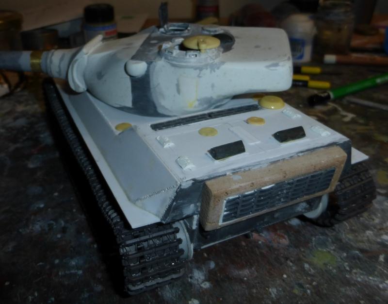 panzer - (panzer-model) Nouveau projet ! VK 46.01 K. PST I Projekt - Page 3 P1010112