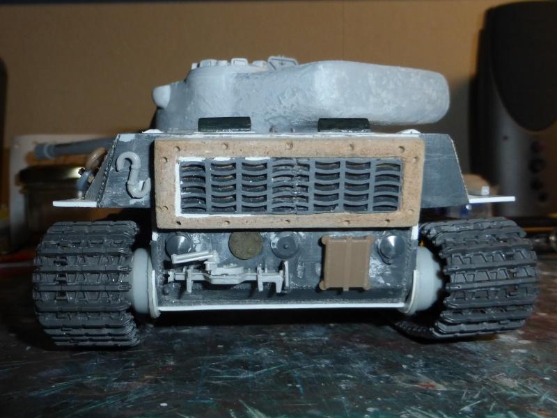 panzer - (panzer-model) Nouveau projet ! VK 46.01 K. PST I Projekt - Page 3 P1010115