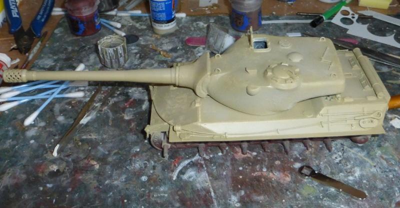 panzer - (panzer-model) Nouveau projet ! VK 46.01 K. PST I Projekt - Page 3 P1010117