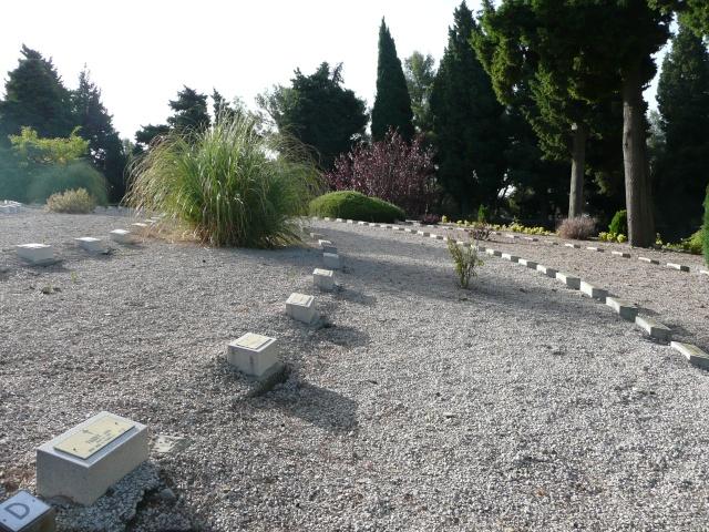 Le cimetière Franco Italien de St Mandrier Cimeti25