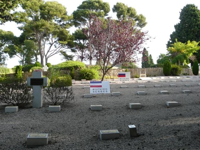 Le cimetière Franco Italien de St Mandrier Cimeti30
