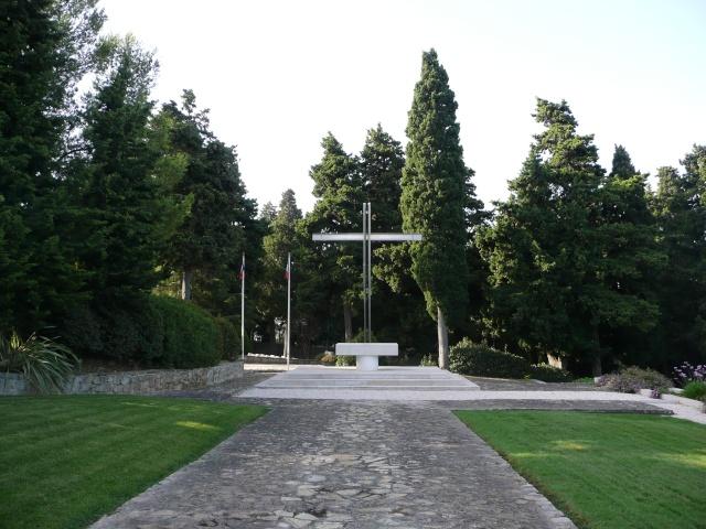 Le cimetière Franco Italien de St Mandrier Cimeti31