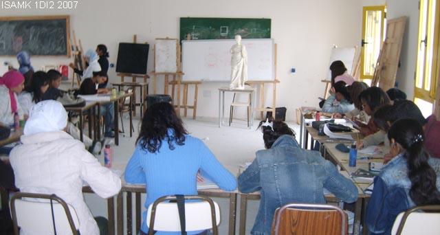 سنة أولى رسم - السداسي 1 - 2007 - (isamk) Diisam12