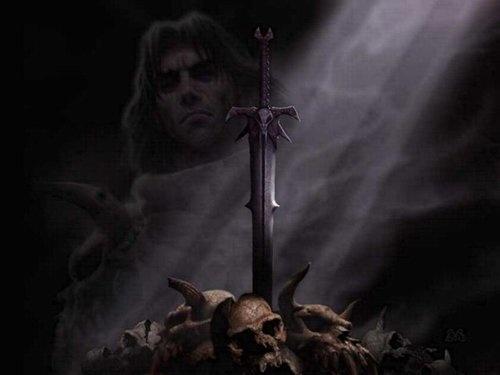 Le royaume des Ombres