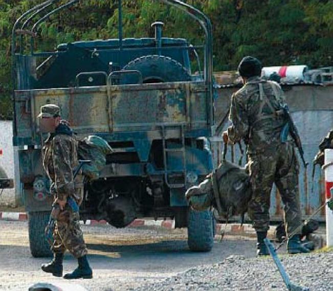 القوات البرية الجزائرية Mers210