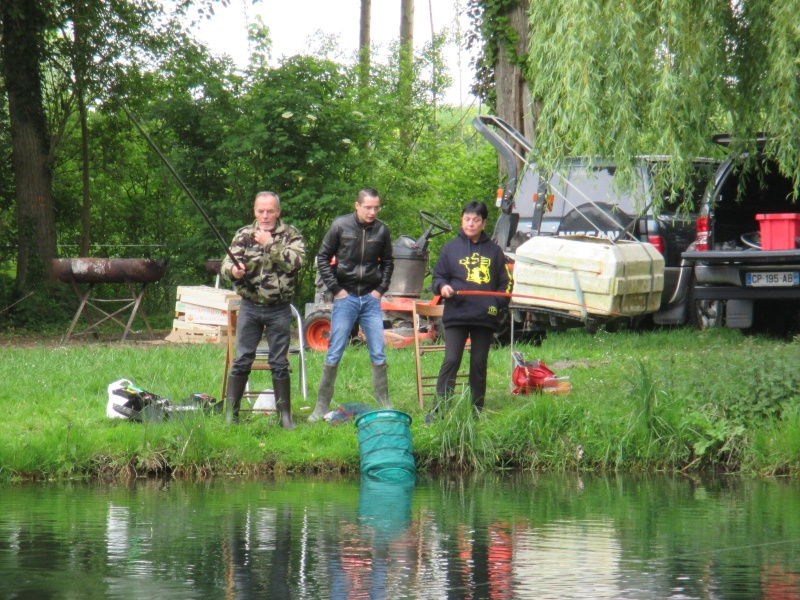 photos, ambiance journée de pêche 2015 Journy27