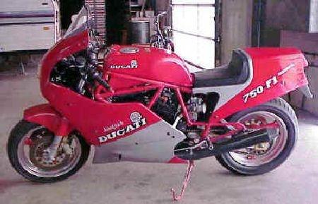 DUCATI PANTAH 750 F1 Laguna Seca Montju10