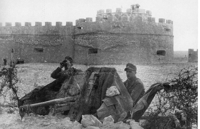 De Tobruk à El Alamein - Octobre 42 - Maquettes Tamiya et Italeri - Figurines MK35 - 1/35e Img01010