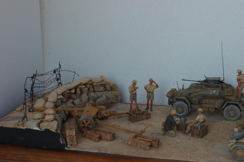 De Tobruk à El Alamein - Octobre 42 - Maquettes Tamiya et Italeri - Figurines MK35 - 1/35e Tobruk18